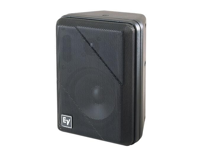 Electro-Voice S40B 5.25 inch 2-Way 160W RMS Speaker (Black/Pair)