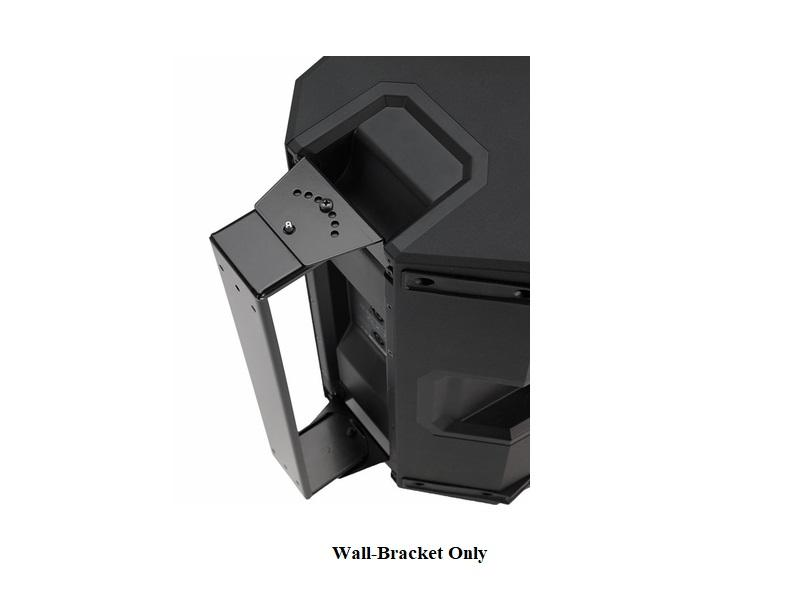 Electro-Voice WB58B20P Wall-Bracket Multi Pack for EVID-S 5 inch/8 inch (Black/20pc)