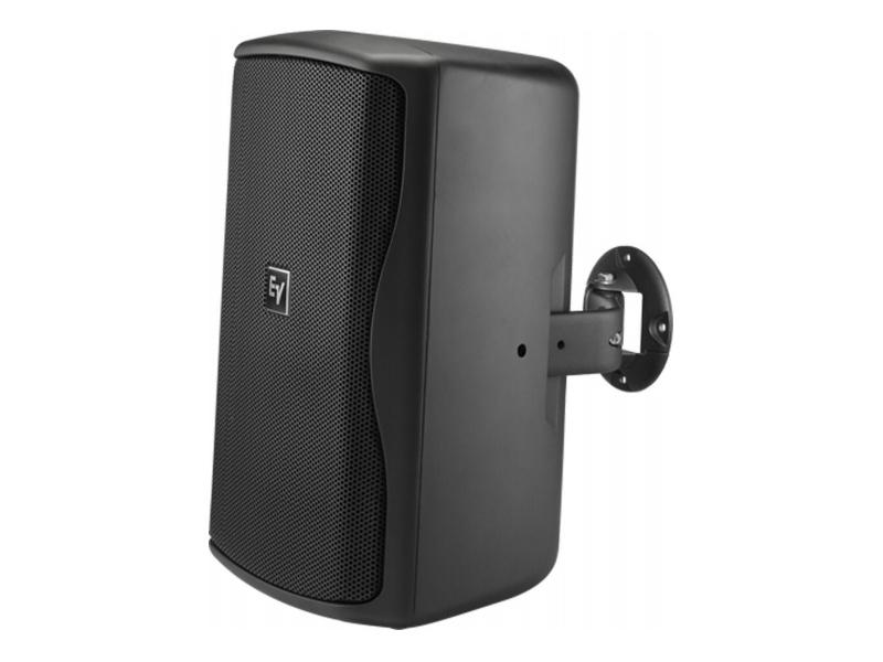 Electro-Voice ZX1I100 ZX1i Series 8 inch 2-Way Install Speaker for broad even dispersion/Black/48Hz-20kHz
