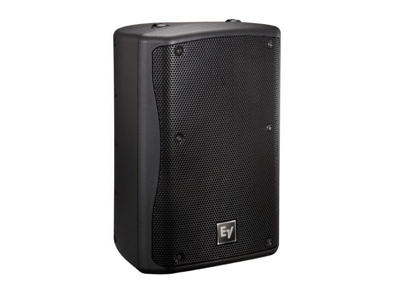 Electro-Voice ZX360PIB 12-inch Two-Way Passive 600W Weather-Resistant Loudspeaker/Black/48Hz-20kHz