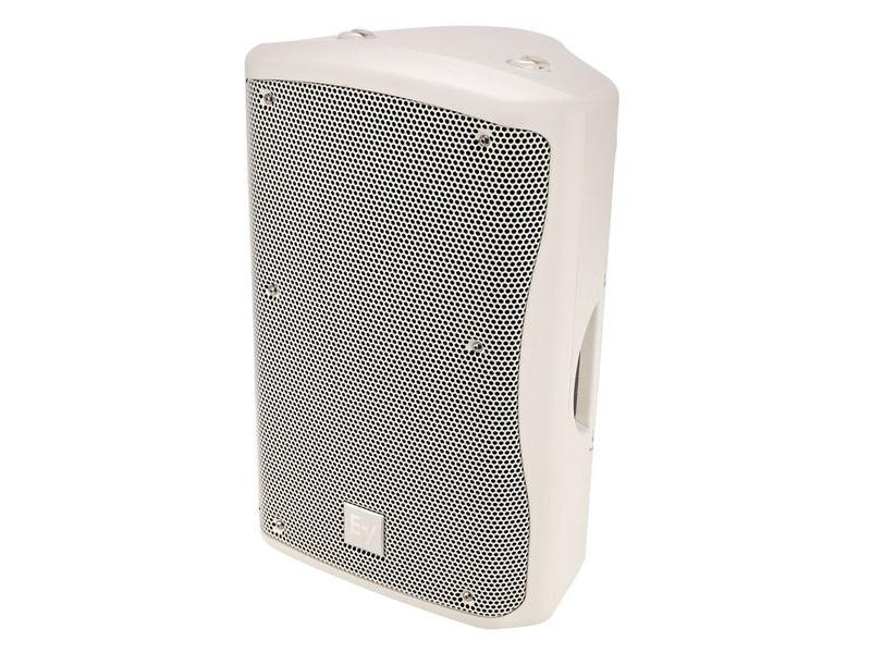 Electro-Voice ZX390PIW 12-inch Two-Way Passive 90x50deg 600W Weather-Resistant Loudspeaker/White/48Hz-20kHz