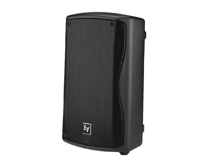 Electro-Voice ZXA190B120V 8 inch 2-Way 800W Powered Loudspeaker/90x50 Degree Coverage Pattern  (Black)