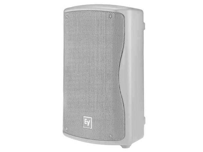 Electro-Voice ZXA190W120V 8 inch 2-Way 800W Powered Loudspeaker/90x50deg Coverage Pattern  (White)