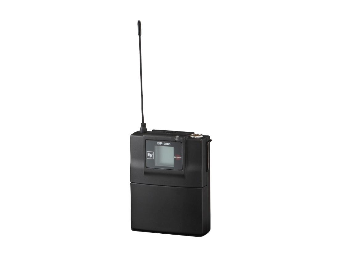 Electro-Voice BP300C R300 Series Wireless Bodypack Extender (Transmitter) Only C-Band (516-532 MHz)