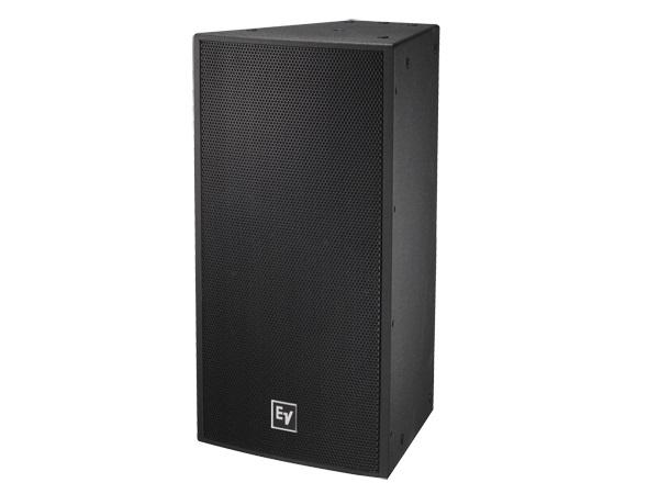 Electro-Voice EVF1122D/94FGB Single 12 inch 2-Way Full-Range Loudspeaker/90x40deg/Fiberglass/Black
