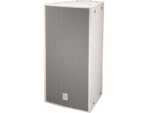 Electro-Voice EVF1122D/96FGW Single 12 inch 2-Way Full-Range Loudspeaker/90x60deg/Fiberglass/White
