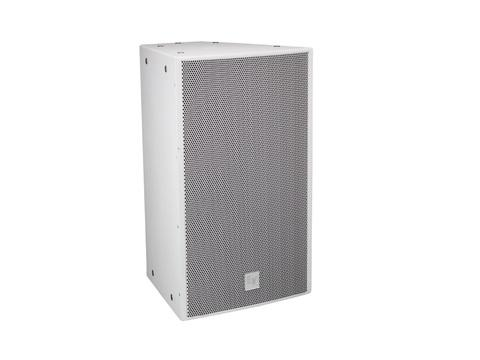 Electro-Voice EVF2121SFGW Dual 12 inch Front-Loaded Subwoofer/Bi-Amp/Fiberglass/White