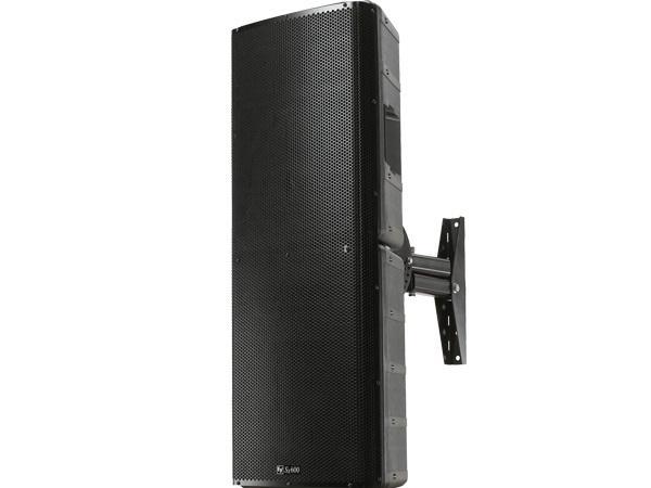 Electro-Voice SX600PIX Sx Series Dual 12 inch 2-Way 70V 600W RMS/2400W Peak Speaker (Black/Weatherized)