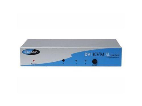 Gefen EXT-DVIKVM-241SL-B 2X1 Dvi Kvm Switch