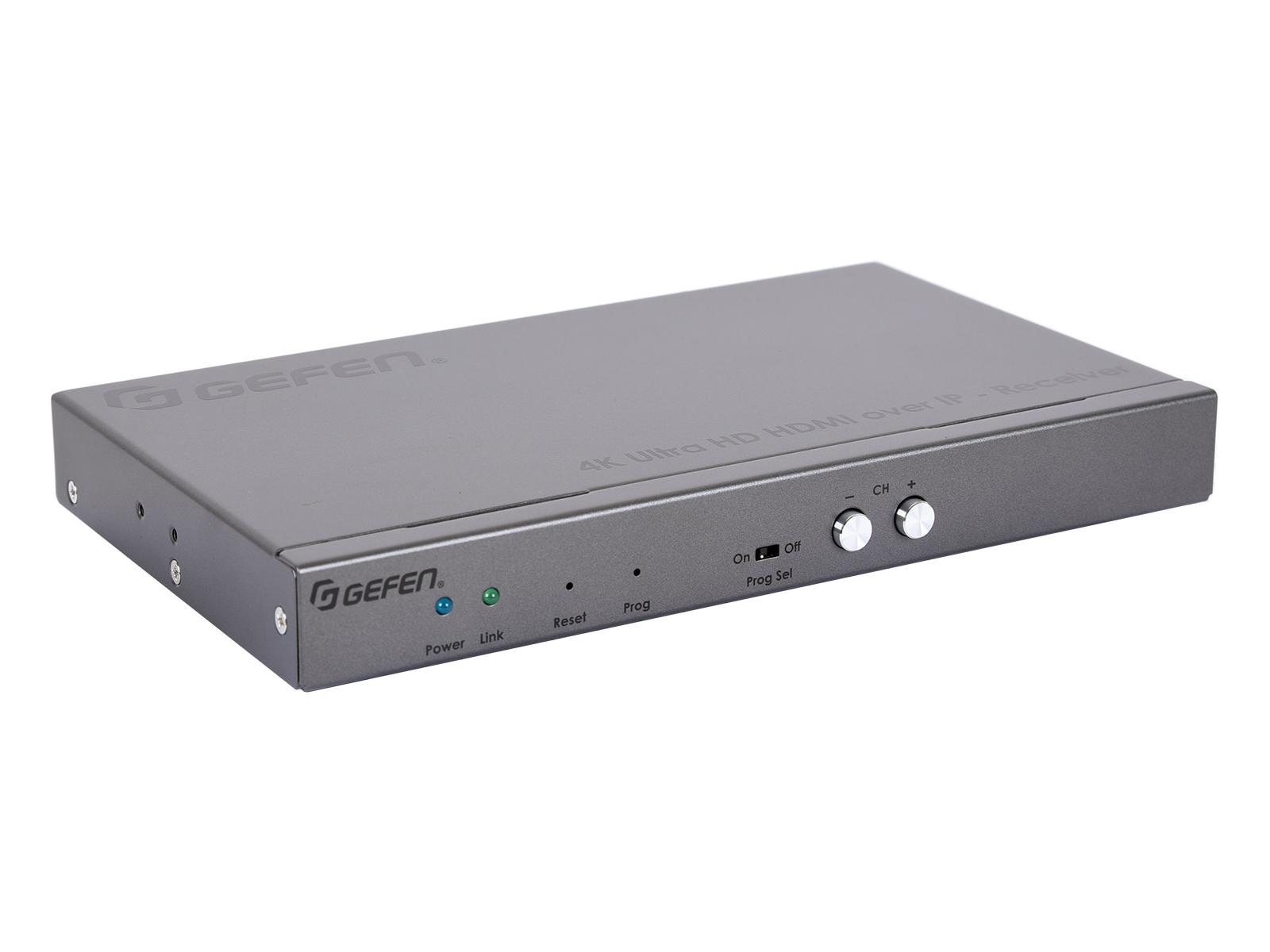 Gefen EXT-UHD-LANS-RX 4K Ultra HD HDMI over IP Extender (Receiver)