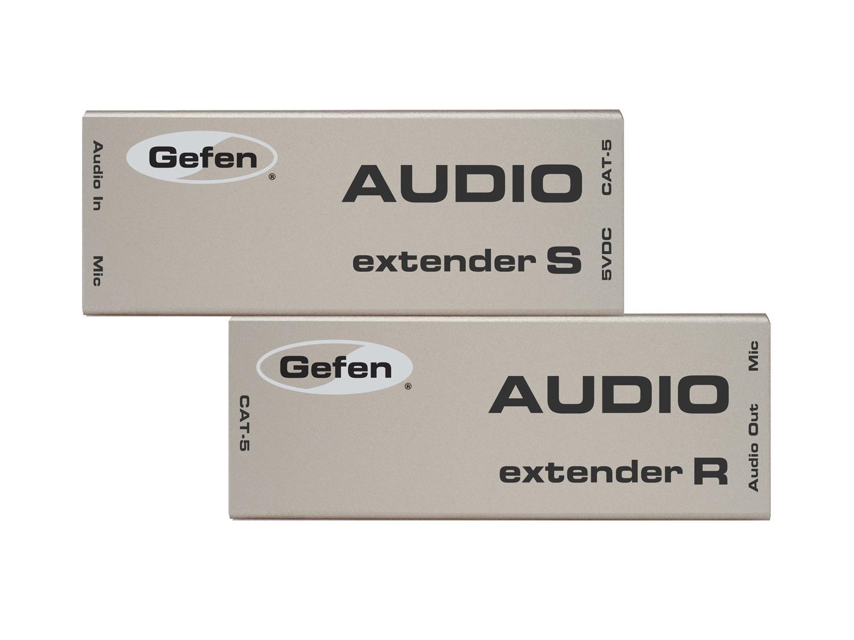 Gefen EXT-AUD-1000 Audio Extender (Receiver/Sender) Kit Up To 1000ft