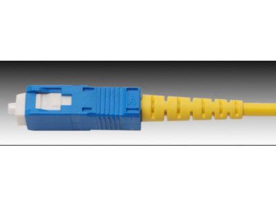 Gefen CAB-1SC-0150 150ft 1 Strand SC-SC Multimode Fiber Optic Link