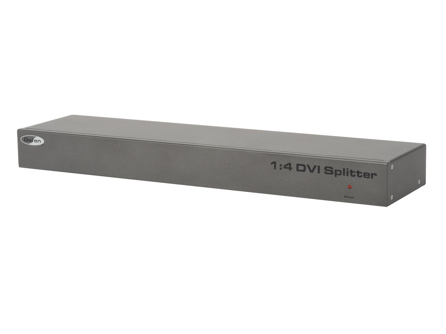 Gefen EXT-DVI-144N 1x4 DVI Distribution Amplifier