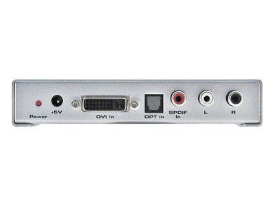 Gefen EXT-DVI-AUDIO-CAT5 GEFEN DVI   DIG/ANALOG AUDIO EXTENDER UPTO 150FT