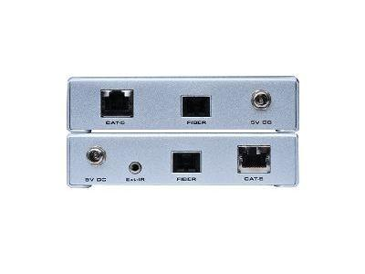 Gefen EXT-DVI-FO-141 DVI RS232 over Fiber (Pre-Order)