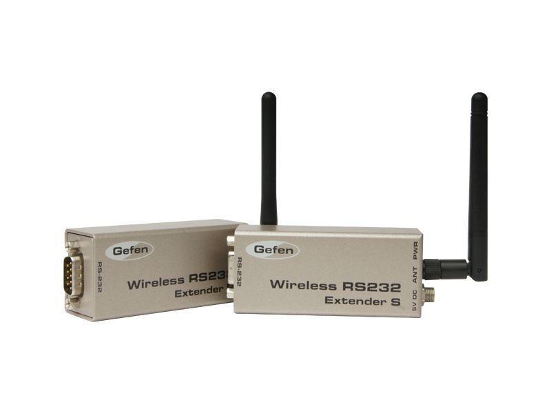 Gefen EXT-WRS232 Wireless RS232 Extender (Pre-Order)*