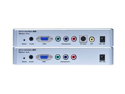 Gefen GTV-WVGA-SR Gefen Wireless VGA Extender SR (Short-Range) (Pre-Order)