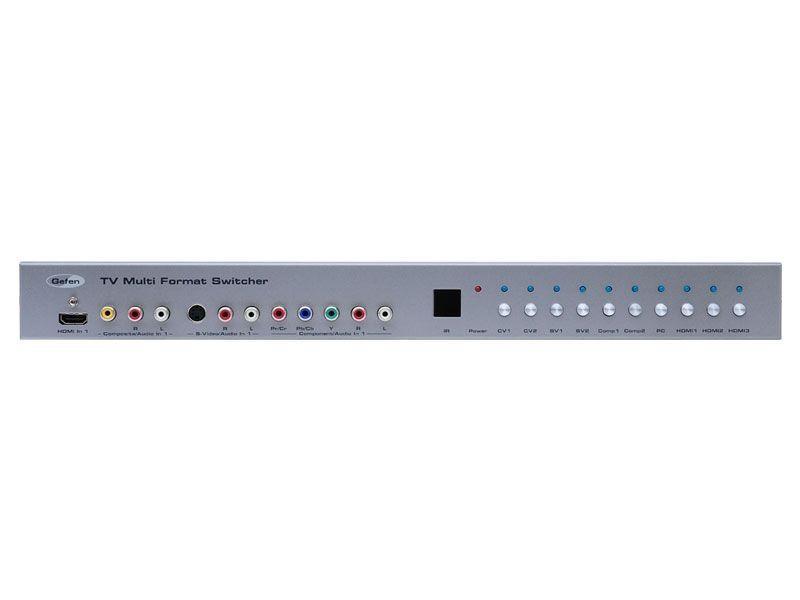Gefen EXT-TV-MFS TV Multi Format Switcher