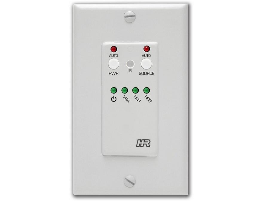 Hall Research SW3-UI Auxillary Keypad Wall Plate Controller