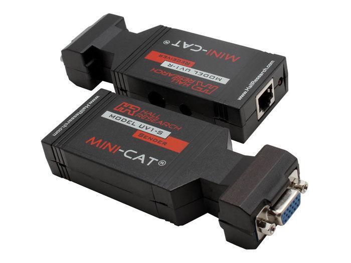 Hall Research UV1-CV Composite Video over UTP Extender (Sender/Receiver) Kit