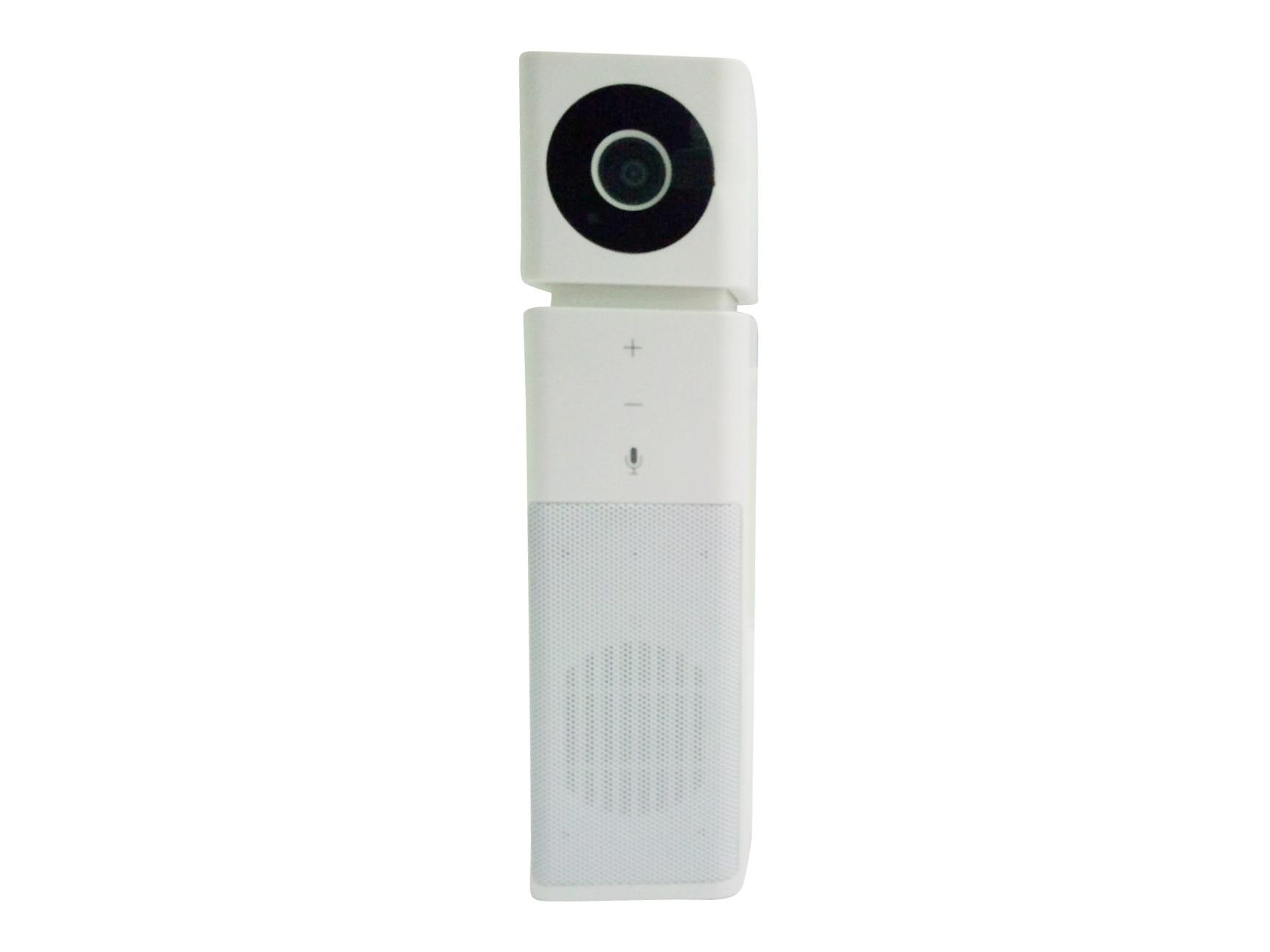 HuddleCamHD HC-GO-WH 110 Degree FOV Lens/USB 2 Meeting Camera w Microphone/Speaker (White)