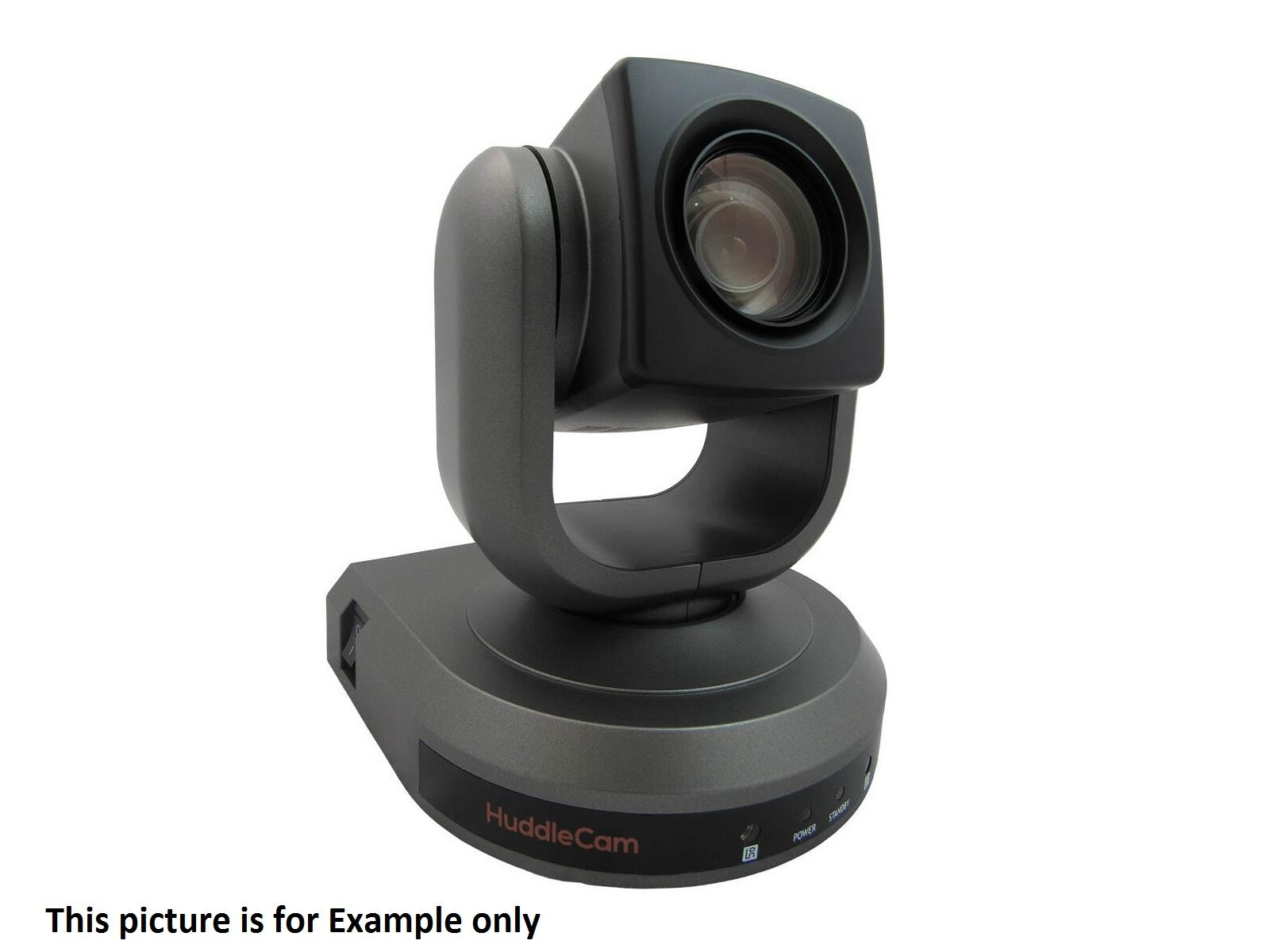 HuddleCamHD HC20X-WH-G2 20X Optical Zoom/USB 3.0/1920x1080p Camera/58 degree FOV Sony Lens/White