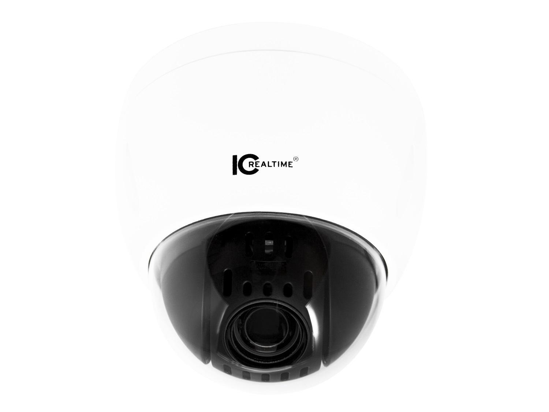 ICRealtime AVS-P2012T 2MP HDAVS Mid Size PTZ Camera/12X Optical Zoom/Starlight/24VAC