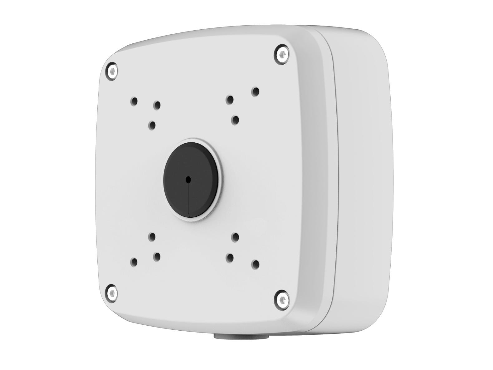 ICRealtime MNT-JUNCTION BOX 4 Square Junction Box For Ip Base Bullet Cameras
