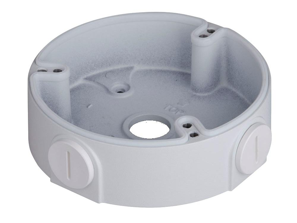 ICRealtime MNT-JUNCTION BOX 6 Outdoor Round Junction Box For D2001/D3010 Series
