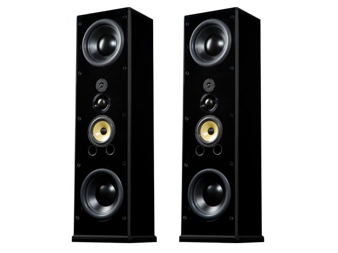 Induction Dynamics ID1.15 8in 3-Way/4-Way Speaker w Dual 15in Subwoofers/Pair