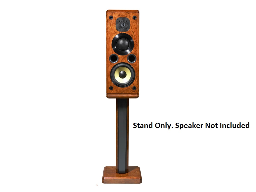 Induction Dynamics ST1 Stand Single-post stand for freestanding speakers