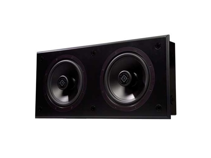 Induction Dynamics SW4.iw Dual 10in In-Wall Subwoofer/27 - 150 Hz