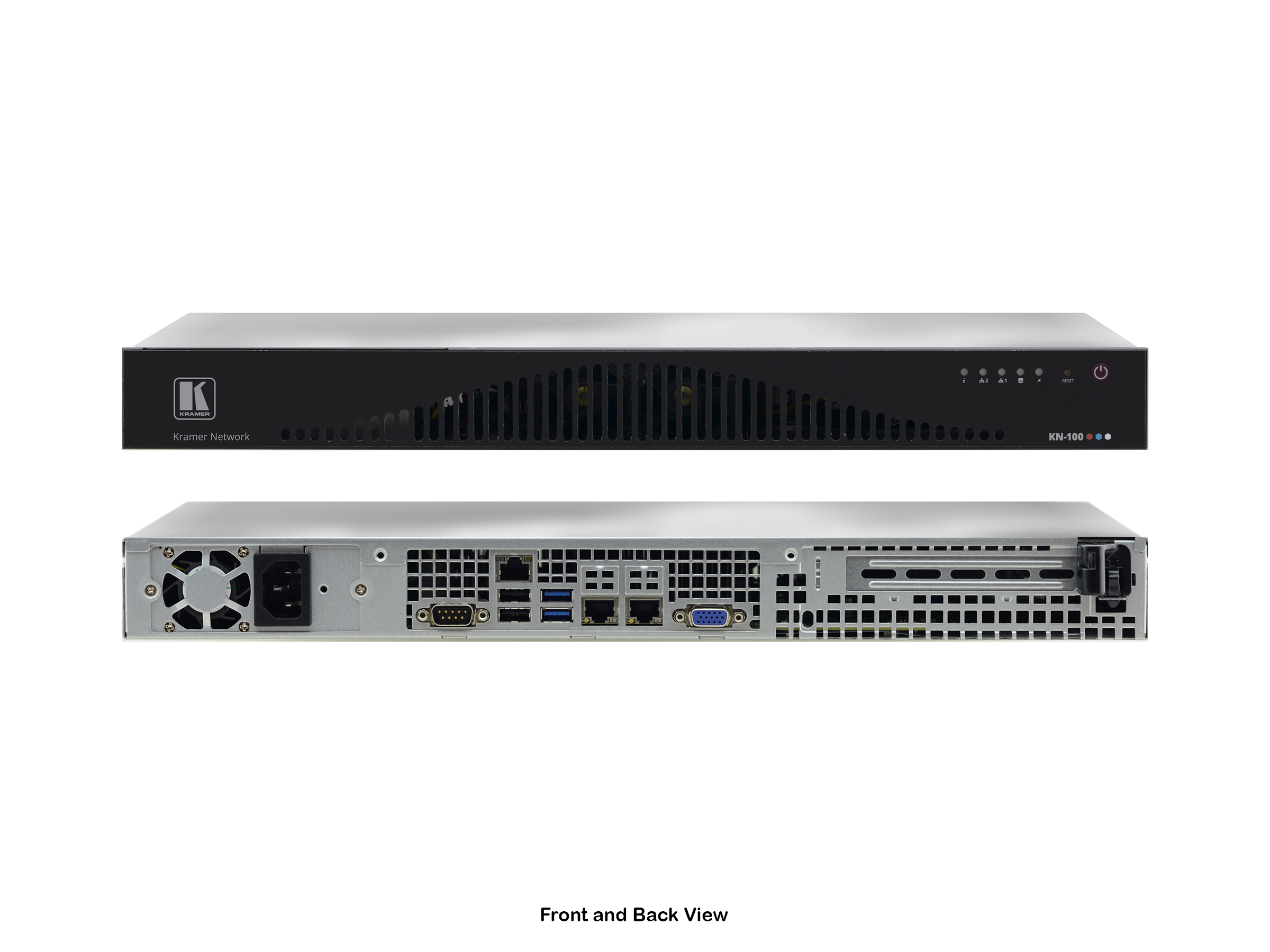Kramer KN-100 Network Powered Server with Pre-installed Management Software