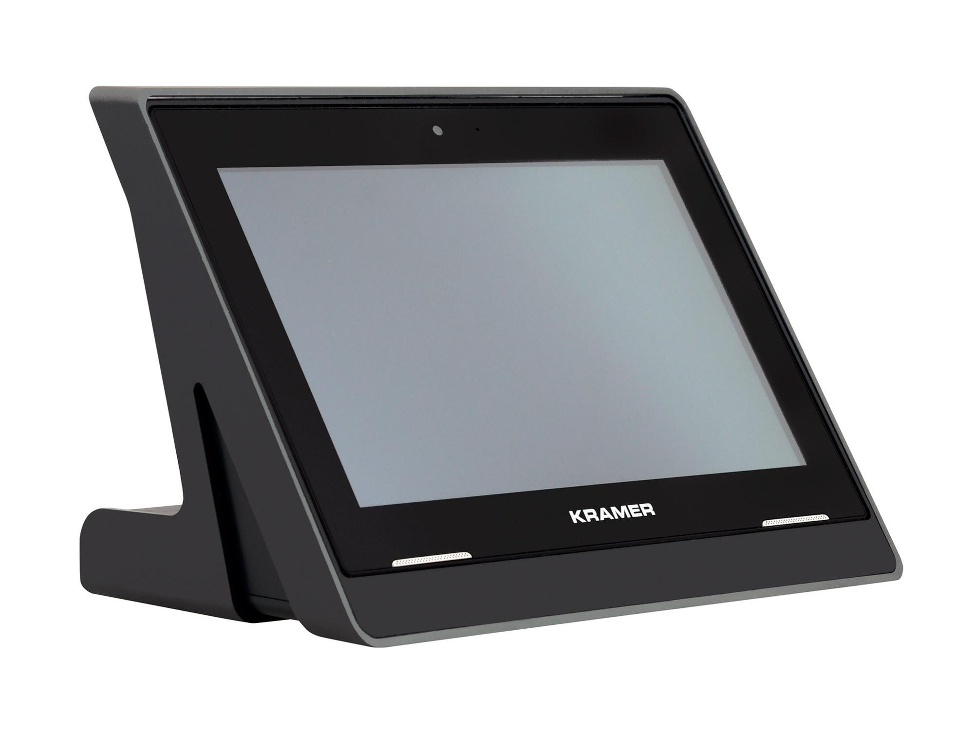 Kramer KT-107S Secured 7-Inch Wall/Table Mount PoE Touch Panel