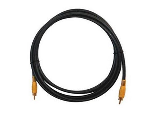 Kramer C-RVM/RVM-100 1 RCA (M) to 1 RCA (M) Cable - 100ft