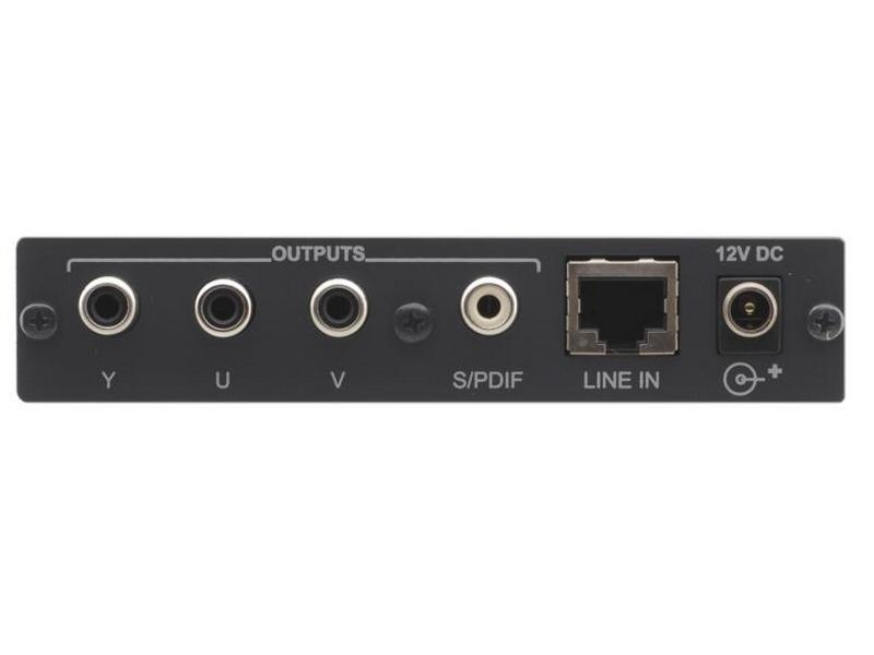 Kramer TP-42 Component Video and S/PDIF Audio over Twisted Pair Receiver