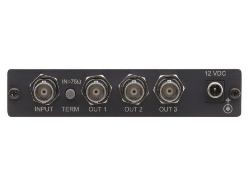 Kramer VM-3VN 1x3 Composite Video Distribution Amplifier