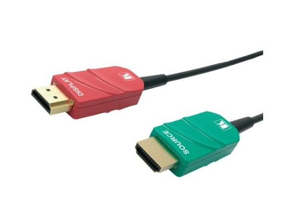Kramer CRS-AOCH/Color-197 197ft Rental and Staging Active Optical High-Speed HDMI Cable