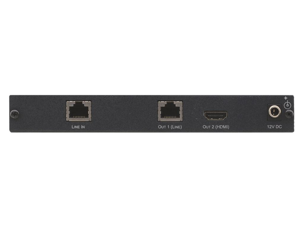 Kramer TP-575 HDMI Extender/Amplifier with Local and loop Cat5 out