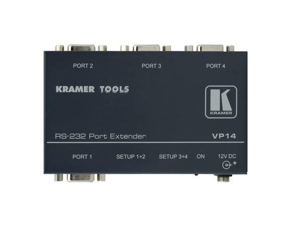 Kramer VP-14 4 Port RS-232 Port Extender