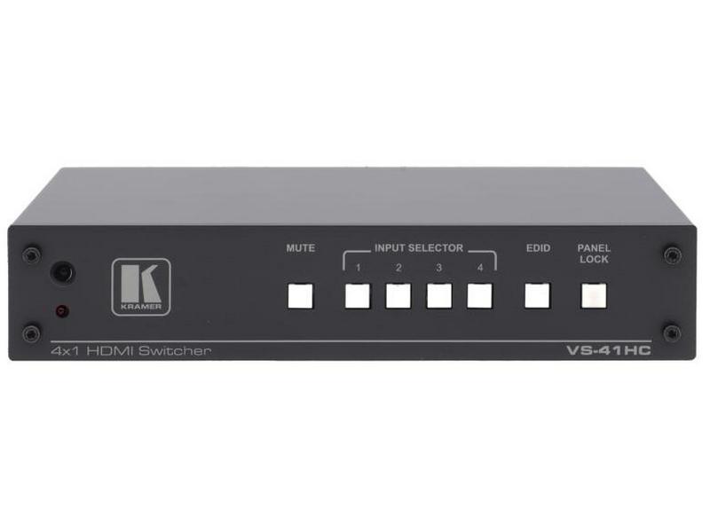 Kramer VS-41HC-b 4x1 HDMI Switcher