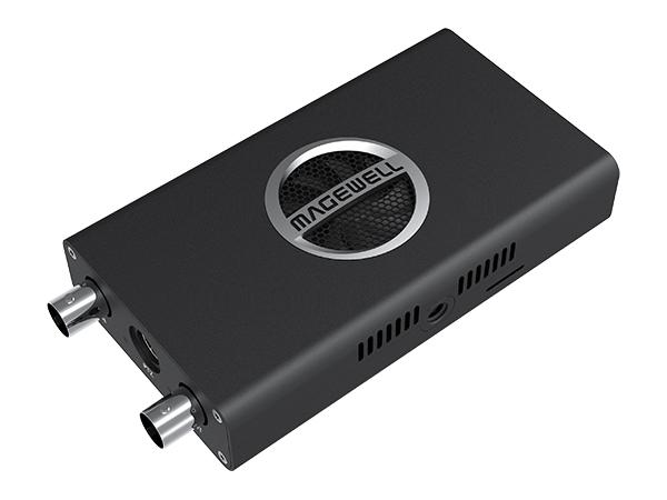 Magewell 64030 One-channel SDI 4K Pro Signal Converter with POE