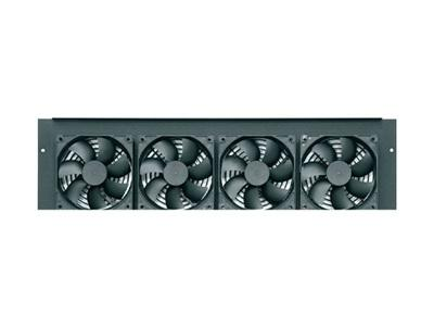 Middle Atlantic BGR-276FT BGR Series 4 Fan Top/276 CFM