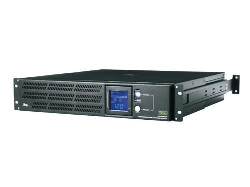 Middle Atlantic UPS-2200R-8 UPS Rackmount Power/8 Outlet/2150VA/1650W w Individual Outlet