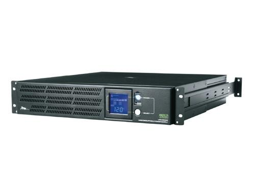 Middle Atlantic UPS-2200R-8IP UPS Rackmount Power/8 Outlet/2150VA/1650W w Individual Outlet/Web Enabled