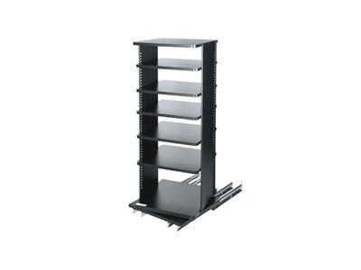 Middle Atlantic ASR-48 ASR Series 48 inches Slideout Rotating Rack Shelf System