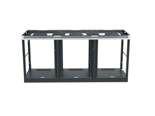 Middle Atlantic C5-FF27-1 C5 Series Furniture Frame/27 inch Deep/1 BAY