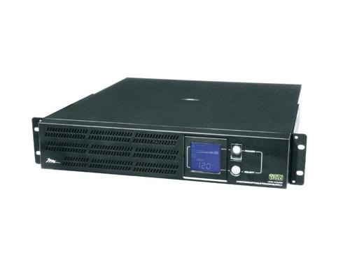 Middle Atlantic UPS-1000R-8 Premium Series UPS Rackmount Power/8 Outlet/1000VA/750W w Individual Outlet