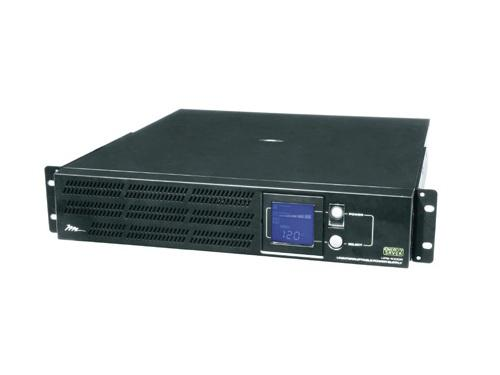 Middle Atlantic UPS-1000R-IP UPS Rackmount Power/8 Outlet/1000VA/750W/Web Enabled