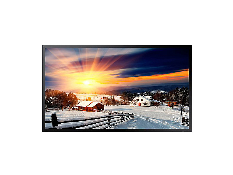 MirageVision MV-55-OHF 55 inch 2500 Nids Full HD LCD Samsung Hi-Bright Outdoor Display OHF Series